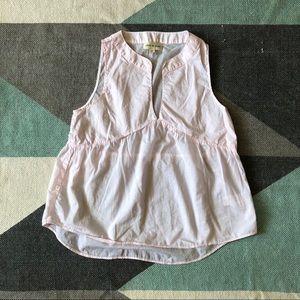 Anthropologie cloth&stone top